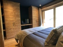 location chalet hiver